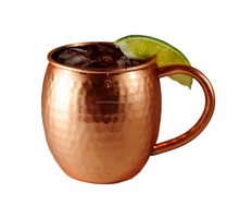 24 OZ PURE CUSTOM MOSCOW MULE MUGS..