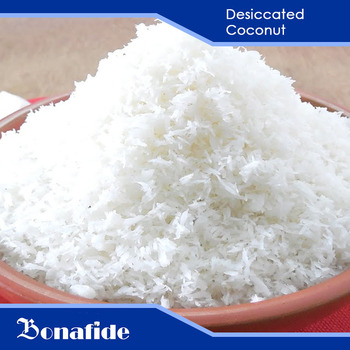 Medium Grade Desiccated Coconut From Indonesia