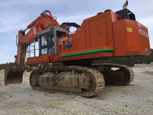Used Japan original Hitachi EX1200 tracked excavator for sale, also cheap EX100 EX120 EX160 wheel excavators