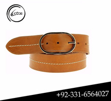 Hot Sale Luxury Fashion accessories leather belts for lady