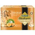 Weight Loss Tea Apricot Flavour Fitoform Phytoform Fennel fruit, raspberry , birch , buckthorn bark
