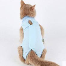 2018 hot sale dog cat Vest wholesale Pet Recovery Suit Dog Bite Wound Care Comfort Surgical Surgery Garment pet clothes