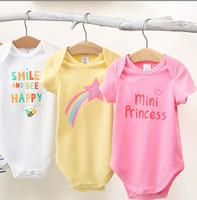 baby cotton romper, Baby clothes, baby clothing