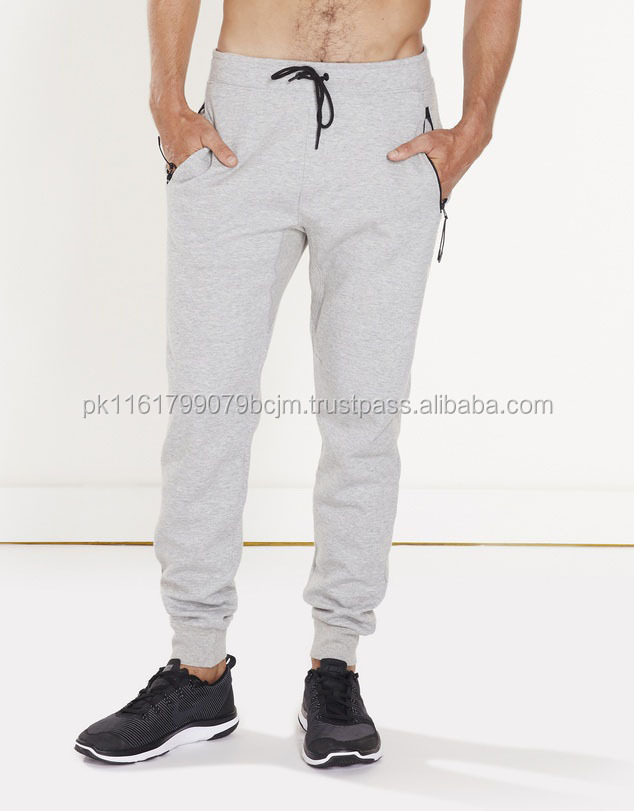 Men's Super Soft Fleece Jogging Trousers Quick Dry Sportswear Track & Field Men's Fleece Trouser