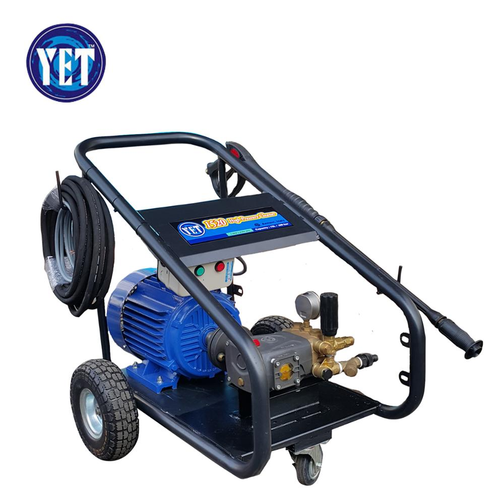 ITALY High Pressure Cleaner 250 Bar 15L/min 10HP Complete Set with Accessories (Commercial & Industrial Grade)