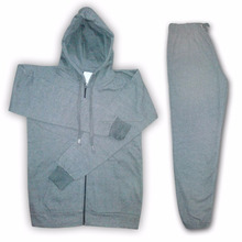 Soft Shell Waterproof Track Suits/Woman's Cotton Track Suit