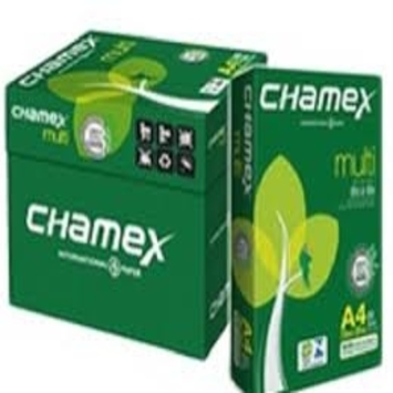Top quality Chamex Purpose Copy Paper A4 80GSM Pulp Office Double A White A4 Copy Paper 80 GSM