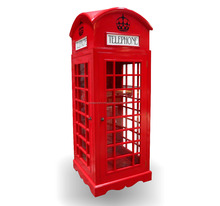 Indonesia Furniture - Hotel Furniture and Restaurant Project Furniture of Telephone Box.