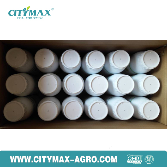 Manufacturer customized fulvic acid liquid fertilizer