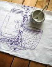 Print your design kitchen flour sack tea towels wholesale