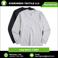 Customize Style and Pattern Men's Long Sleeve T Shirt