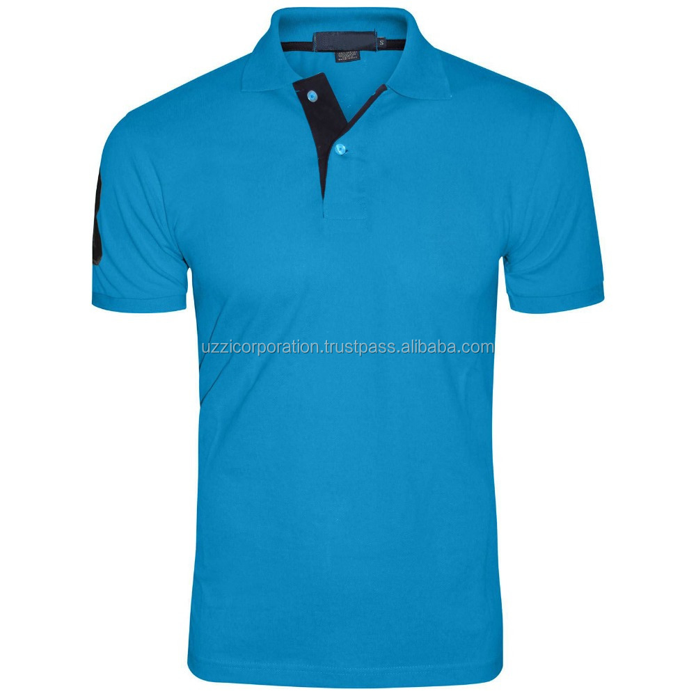 Wholesale Cheap Sale Online Short Polo Men Dry Fit Golf Polo T Shirt 100% Cotton