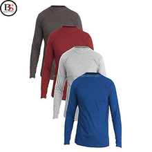 Royal Collection Pakistan Pack Of Cotton Full Sleeves Round Neck T-Shirt for Men