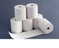 80*65mm high quality good condition packing thermal paper roll,Cash Register Paper Type thermal price