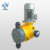 GB Max.1800L/h large flow mechanical diaphragm PTFE chlorine dosing pump anti acid metering pump pump body