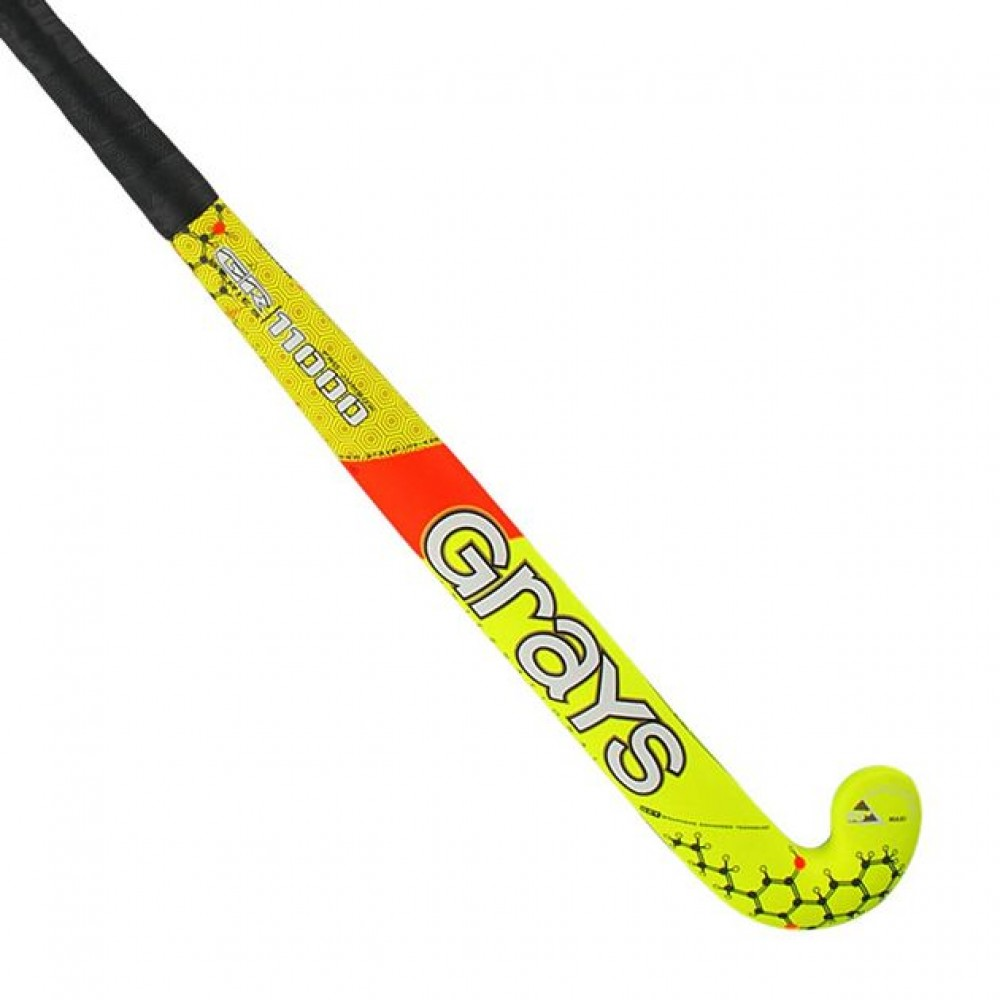 Top quality! 36.5'' / 37.5'' / 38.5'' Low bow 100% full Carbon Fiber composite field hockey sticks
