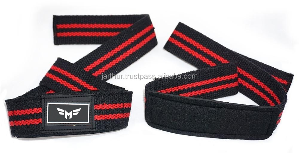 Weightlifting Straps- 2 Ply Lifting Straps