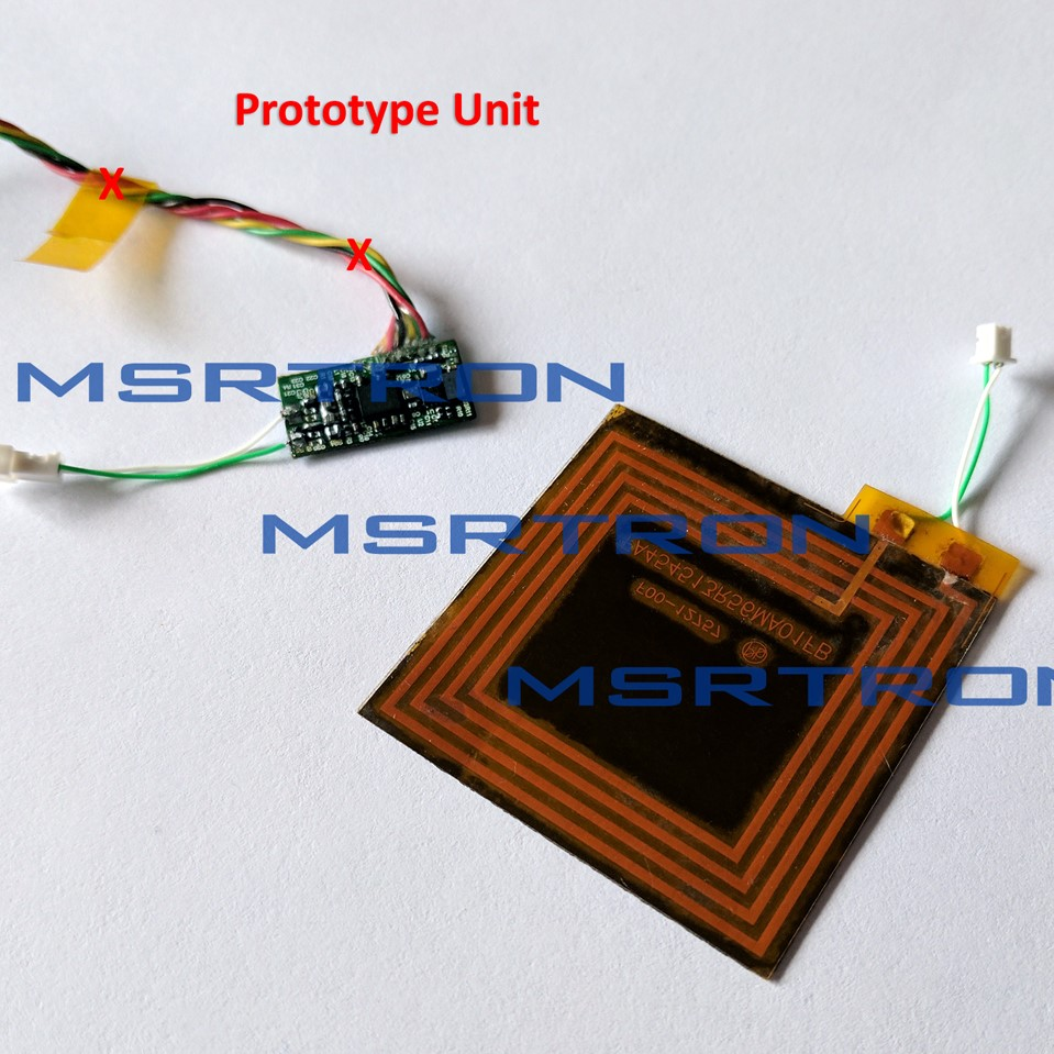 MSR Tron RFID-USB World's Smallest NFC Reader! Reads all credit card types