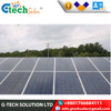High quality 17.5 V cell efficiency 20Wp Polycrystalline Solar panel