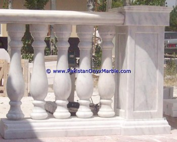 NATURAL MARBLE BALUSTRADE COLLECTION