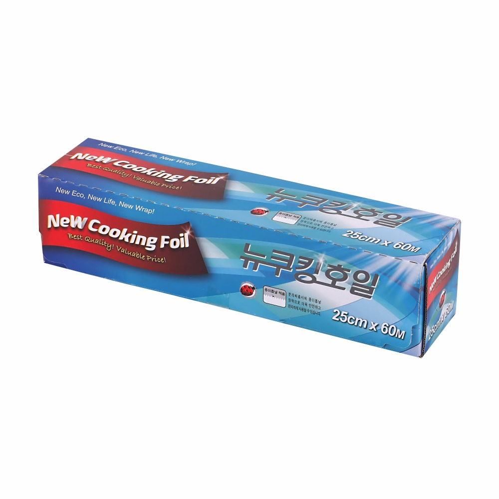 New Cooking Foil