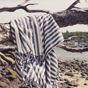 Professional fouta hammam beach towel with high quality