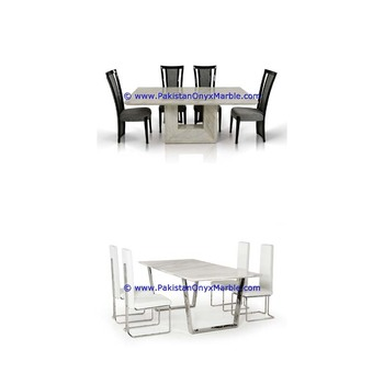 Restaurant modern rectangular marble tables dining modern style tables round square rectangle home decor furniture