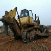 D375A-3 KOMATSU used crawler bulldozer Japan's original bulldozer spare parts in shanghai for sell