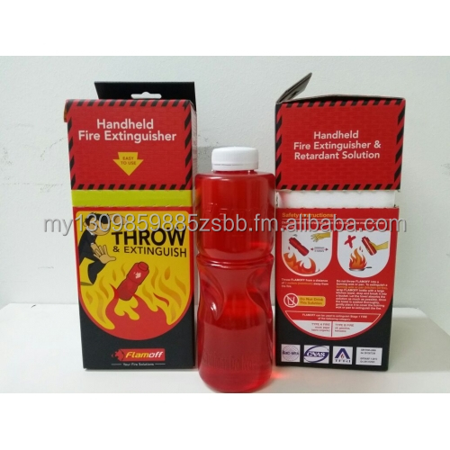 FLAMOFF Throwable Fire Extinguisher (Authorised Distributor)