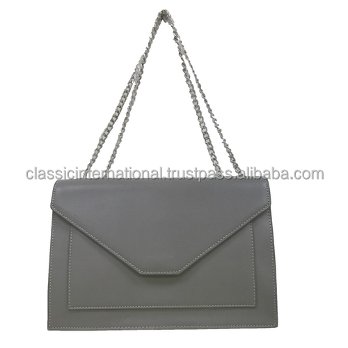 PU Leather Fashion Ladies Quality Dinner Shoulder Handbags Wholesaler Malaysia
