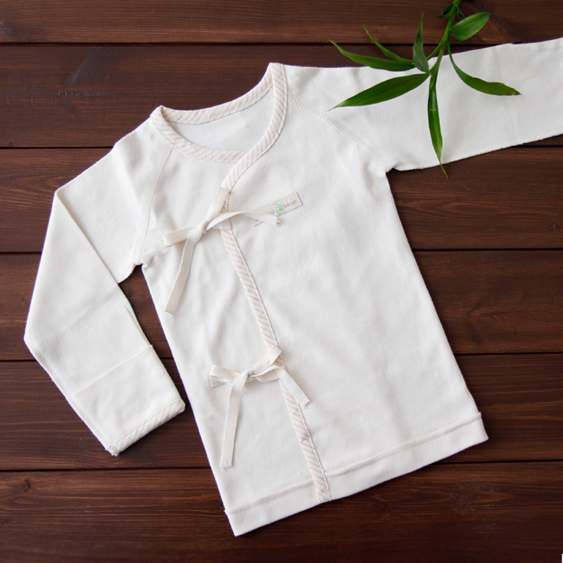 High quality bamboo cloth four seasons newborn baby clothes