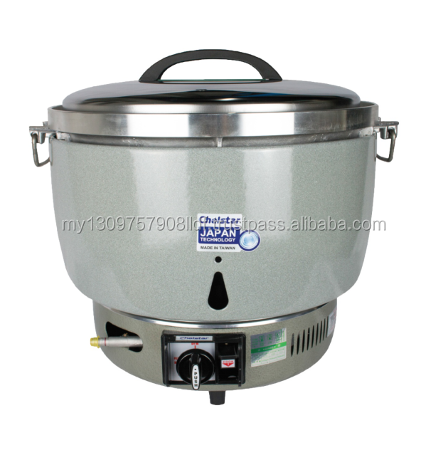 13L Commercial Gas Rice Cooker Supplier