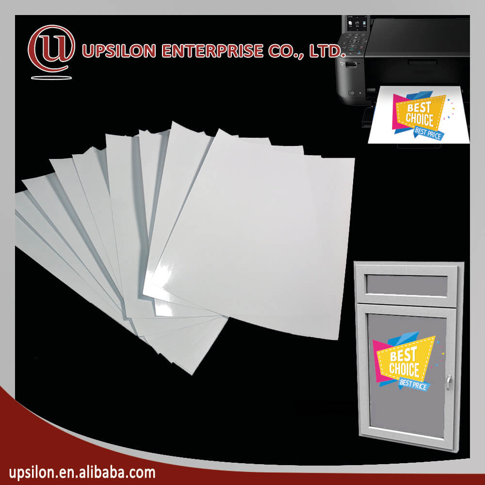 OEM Service Inkjet Printing Custom Window Decal