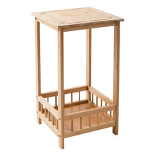 Living Room <strong>furniture</strong> Bamboo Wood nightstand Design Side Table Modern