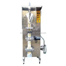 Plastic Bag Automatic Liquid Pouch Packing Machine
