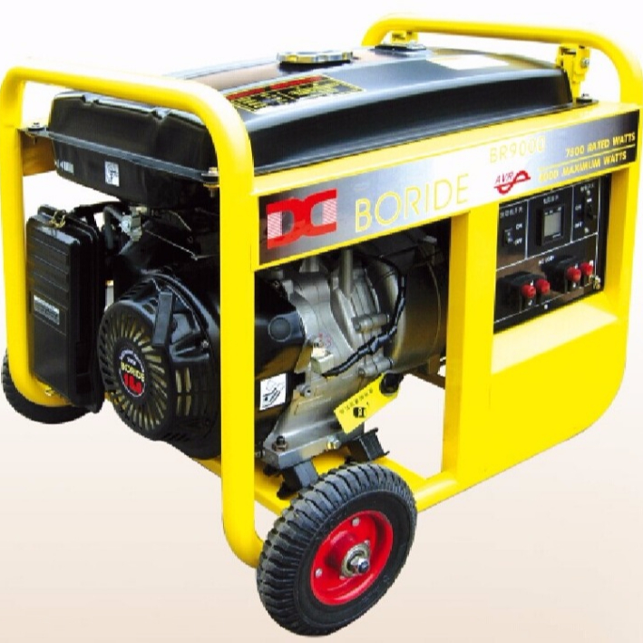 Single Three Phase Gasoline Generating set