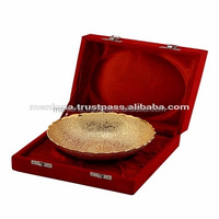 Wholesale Wedding Gift Gold Plated Peacock