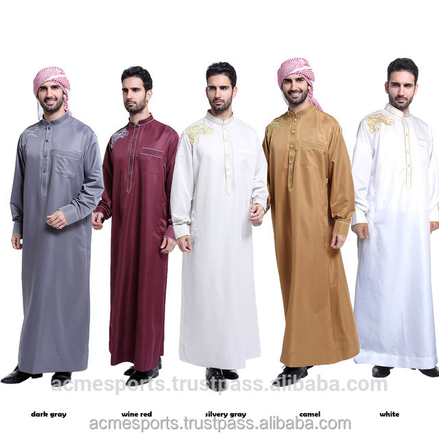 Al Dafah Thobes - Wholesale price modest design islamic abaya/cotton wholesale price modest design designer thobes
