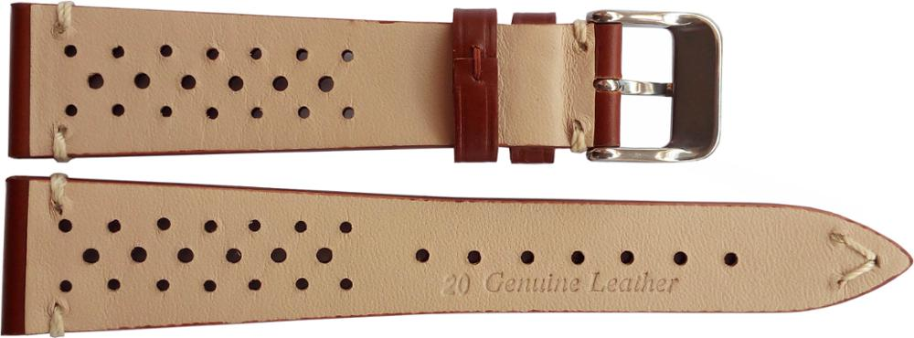 vintage style genuine leather band