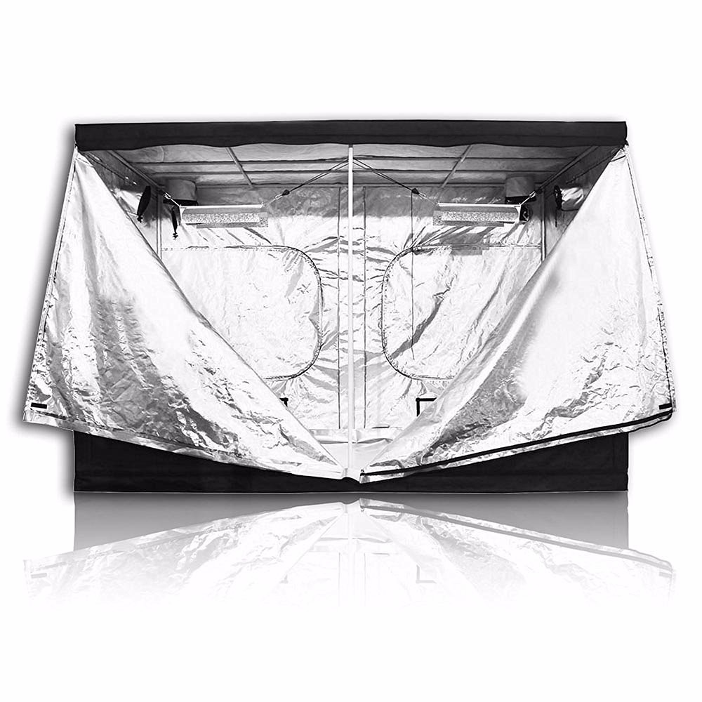 ECO-FRIENDLY INDOOR HYDROPOONIC GROW TENT/STURDY FRAME GROW BOX /GREENHOUSE