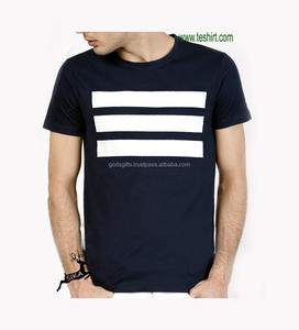latest shirt designs for men 100% cotton super plain t-shirts factory sale tirupur