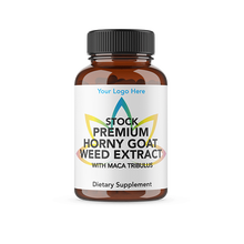 USA GMP Certified Private Label Horny Goat Weed Extract with Maca & Tribulus BOTTLED Wholesale