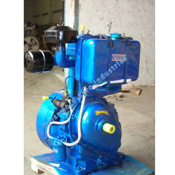 10HP Petter type Agricultural Diesel Engines for Iraq