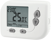 HVAC System Room Control RF Zone Thermostat for Under floor Heating WT832 & ZN022