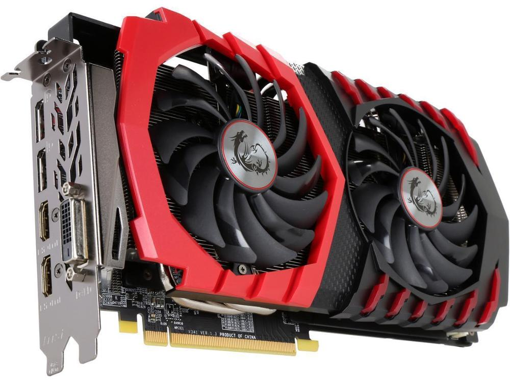 MSI Radeon RX 580 GAMING X 8GB 256-Bit GDDR5 Graphics Card