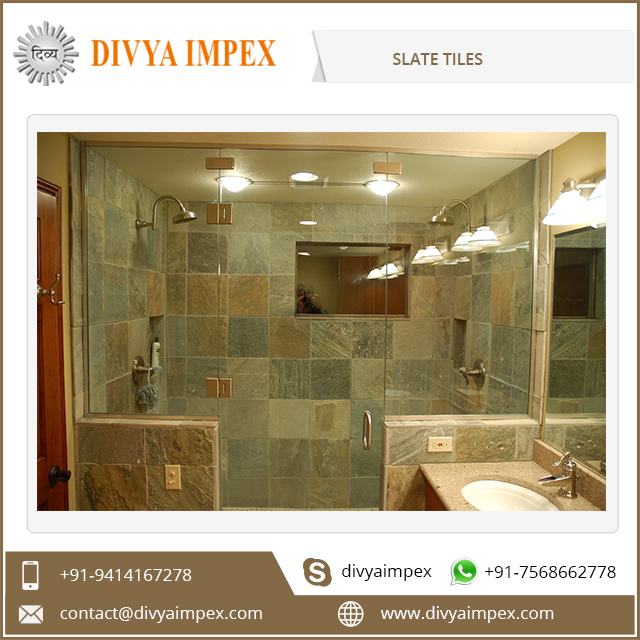Top Quality Floor Tile Natural Stone Slate Tile