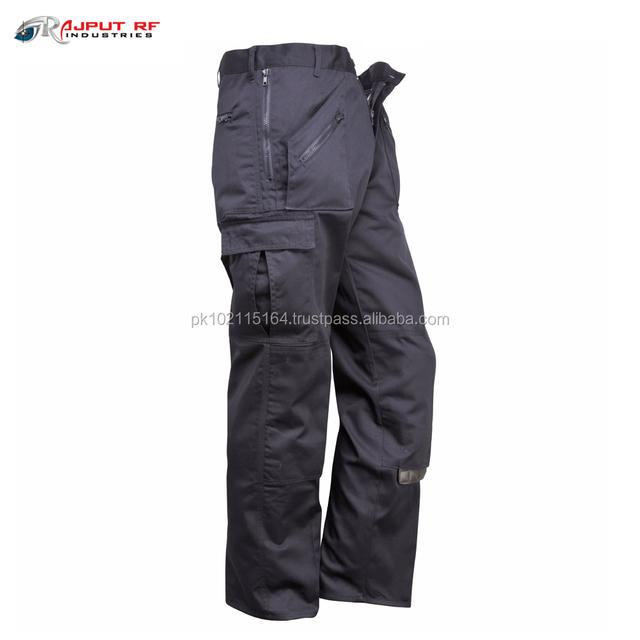 Men's military carpenter trousers work pants