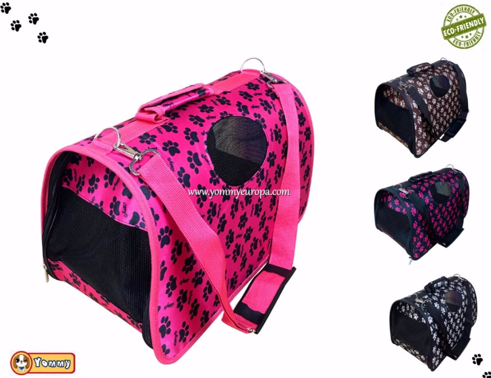 Pet Cat Puppy Dog Comfort Carrier Travel Tote Bag YOMMY TRACK
