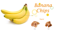 Banana Chip Product of Thailand High Quality