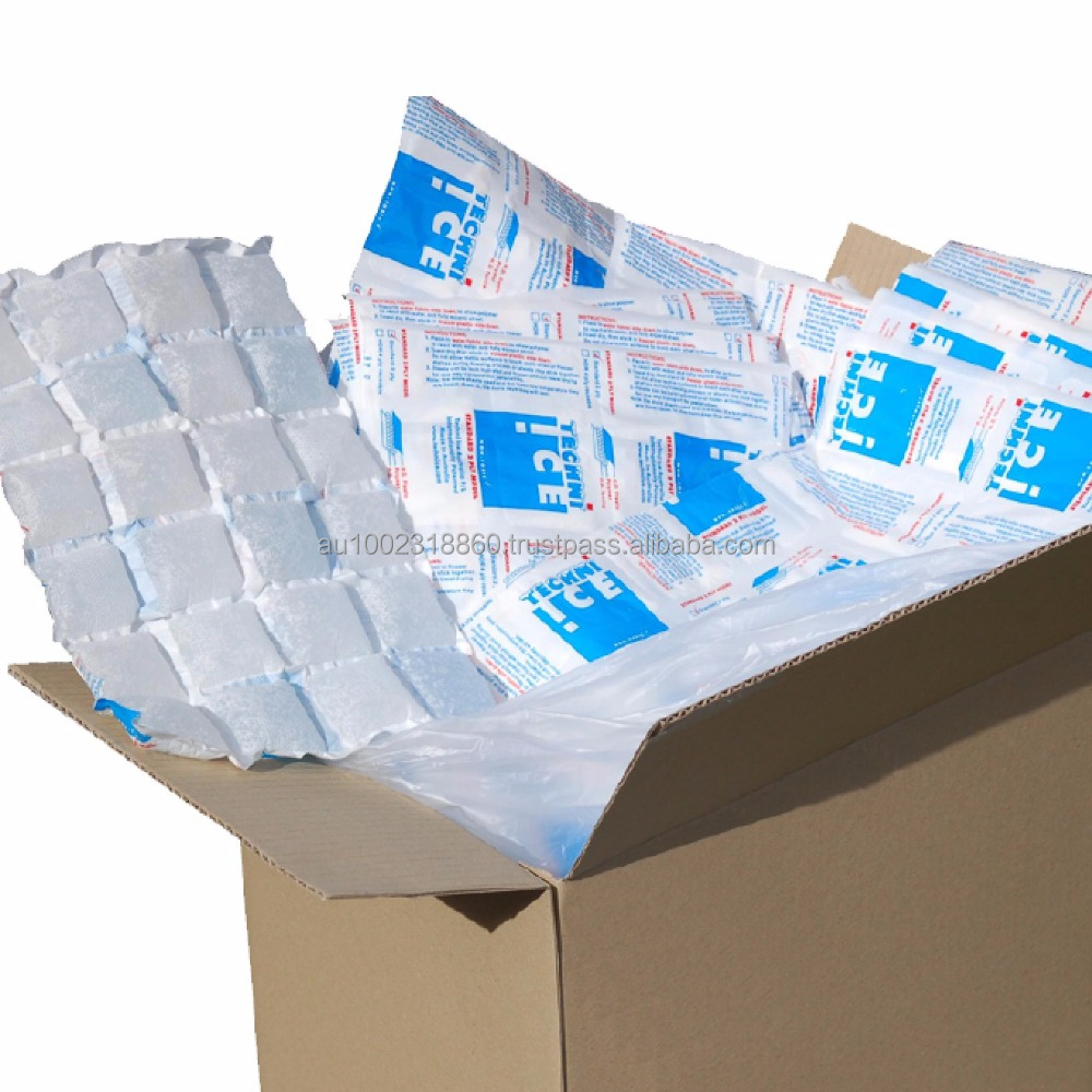 Techni Ice Dry Ice Packs 2 ply Disposable 2017 Model --OFFICIAL--